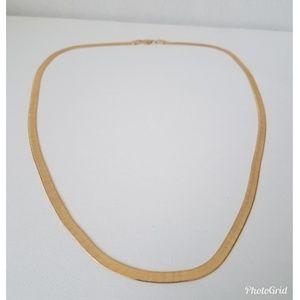 Fantasy Gold Necklace